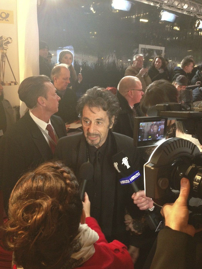 Al Pacino, Goldene Kamera